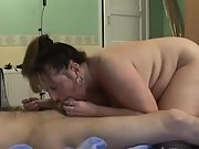 My chubby friend and her hubby fooling around