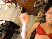 Bulgarian amateur couple full lenght homemade fuckfest tape point of view flick