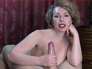 Compile second the best wife handjob cum in the world 8