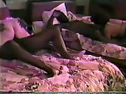 Interracial swingers white wives being serviced by blacks group orgy